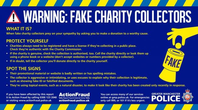 charity fraud awareness, WWL takes part in International Charity Fraud Awareness Week, Skem News - The Top Source for Skelmersdale News