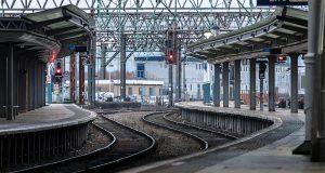 rail passenger
