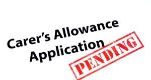 carers allowance
