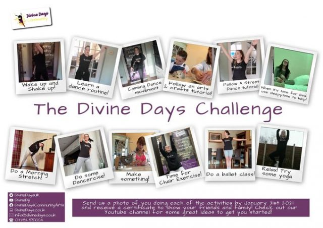 divine days challenge