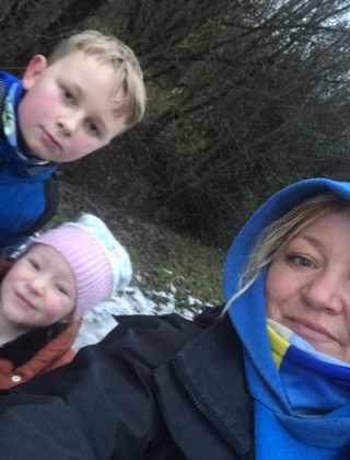 footballers, 10-year-old footballers tackle walking challenge for Intensive Care Unit, Skem News - The Top Source for Skelmersdale News