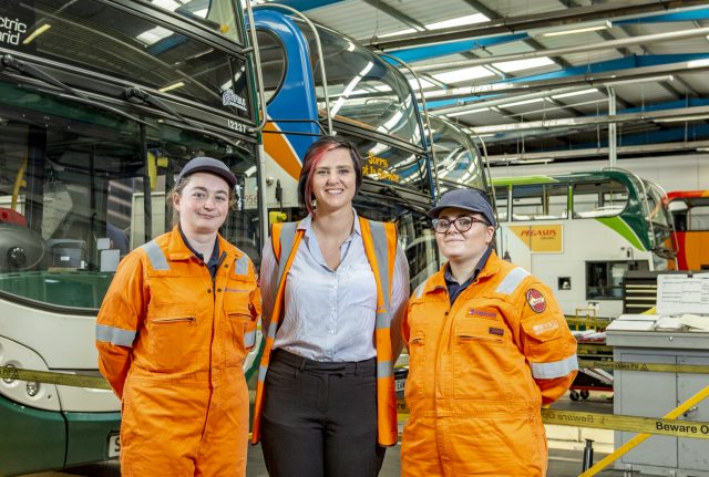 stagecoach apprentices
