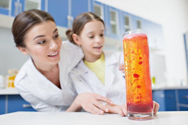 scientists female