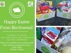 happy easter birchwood