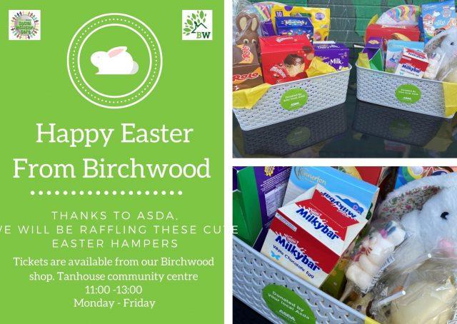happy easter birchwood