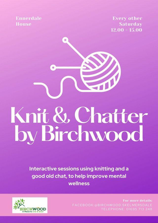 knit & chatter birchwood