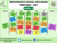 birchwood may week 3