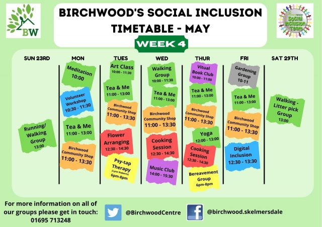 birchwood may week 4