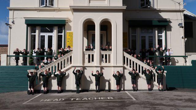 Our Lady's Bishop Eton school