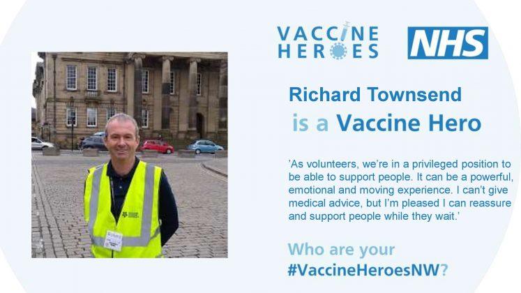 Richard Townsend - Vaccine Hero