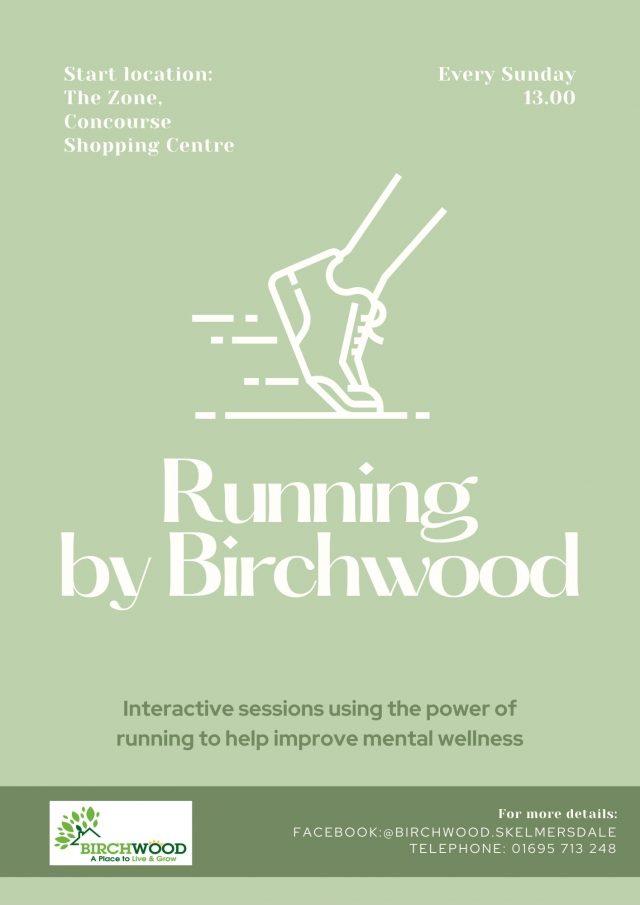 running by birchwood