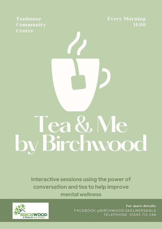 tea and me birchwood