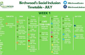 birchwwod timetable july
