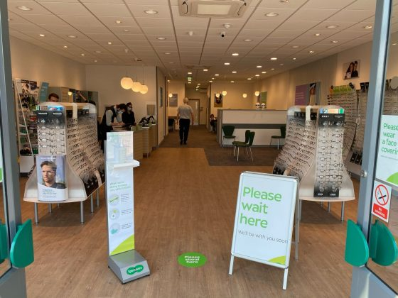 Specsavers new store