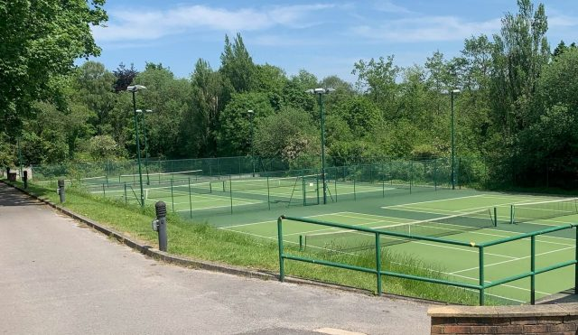 Bellingham Tennis Club
