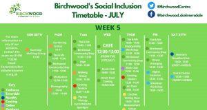birchwood week 5