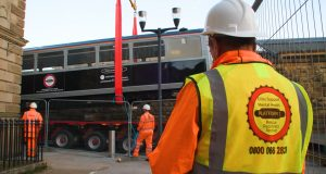 pacer train huddersfield