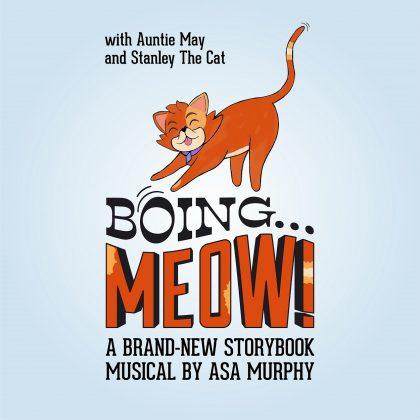 Boing...Meow!