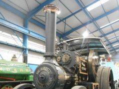 Burrell Traction Engine, 1909