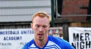 Alex Griffiths 100 appearances (courtesy John Driscoll)