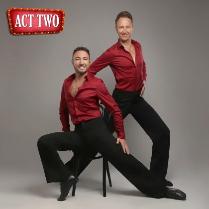 Act Two - Ian and Vincent