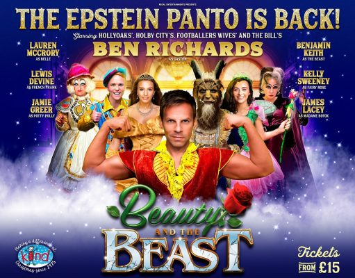 The Epstein Beauty And The Beast Christmas 2021